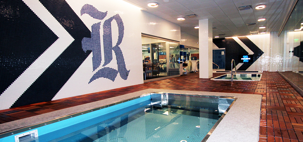 Rice University Brian Patterson Sports Performance Center