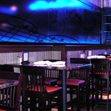 <b>Blue Bourbon Bar</b><br>
