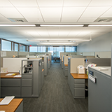 <b>Marine Well Containment Company</b><br>26,500 sf | Inventure Design<br /> <br /> Workstations<br /> Courtesy of Inventure Design